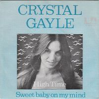 Cover Crystal Gayle - High Time