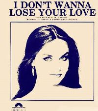 Cover Crystal Gayle - I Don't Wanna Lose Your Love