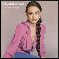 Cover Crystal Gayle - Miss The Mississippi