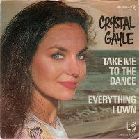 Cover Crystal Gayle - Take Me To The Dance