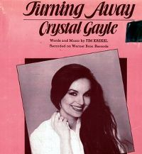 Cover Crystal Gayle - Turning Away