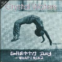 Cover Crystal Waters - Ghetto Day