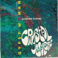 Cover Crystal Waters - Gypsy Woman (La Da Dee La Da Da)