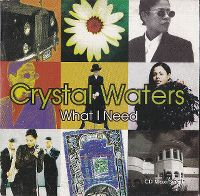 Cover Crystal Waters - What I Need