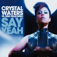 Cover Crystal Waters vs. Fred Pellichero - Say Yeah