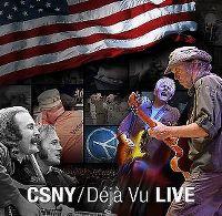 Cover CSNY - Déjà vu Live