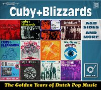 Cover Cuby + Blizzards - The Golden Years Of Dutch Pop Music