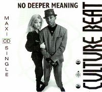 Cover Culture Beat - No Deeper Meaning