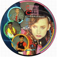 Cover Culture Club - Colour By Numbers