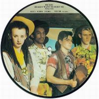 Cover Culture Club - Do You Really Want To Hurt Me