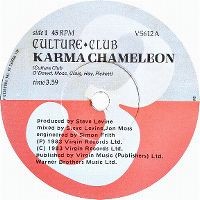Cover Culture Club - Karma Chameleon