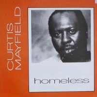 Cover Curtis Mayfield - Homeless