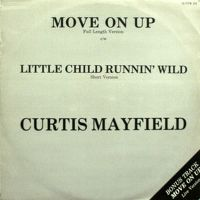 Cover Curtis Mayfield - Move On Up