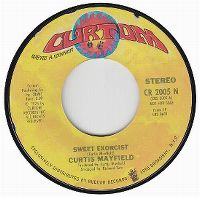 Cover Curtis Mayfield - Sweet Exorcist