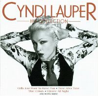 Cover Cyndi Lauper - Hit Collection