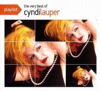 Cover Cyndi Lauper - Playlist: The Very Best Of Cyndi Lauper