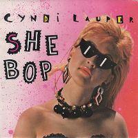 Cover Cyndi Lauper - She Bop