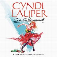 Cover Cyndi Lauper - She's So Unusual