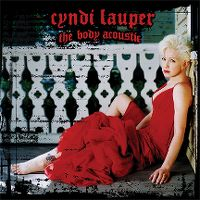 Cover Cyndi Lauper - The Body Acoustic