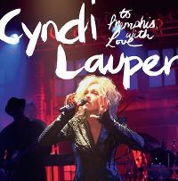 Cover Cyndi Lauper - To Memphis, With Love