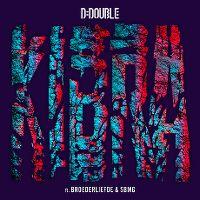 Cover D-Double feat. Broederliefde & SBMG - Kibra