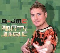 Cover D-JMC - Party Jungle
