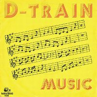 Cover D-Train - Music