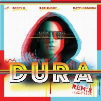 Cover Daddy Yankee - Dura