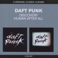 Cover Daft Punk - 2 Original Classic Albums: Discovery / Human After All