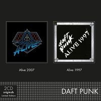 Cover Daft Punk - Alive 2007 + Alive 1997