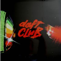 Cover Daft Punk - Daft Club