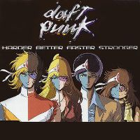 Cover Daft Punk - Harder Better Faster Stronger