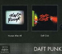 Cover Daft Punk - Human After All + Daft Club