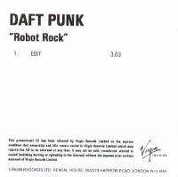 Cover Daft Punk - Robot Rock