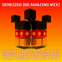 Cover Daft Punk feat. Negin remixed by Avicii - Derezzed (So Amazing Mix)