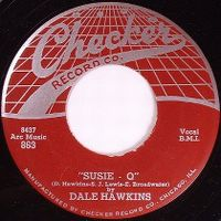 Cover Dale Hawkins - Susie-Q