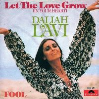 Cover Daliah Lavi - Let The Love Grow (In Your Heart)