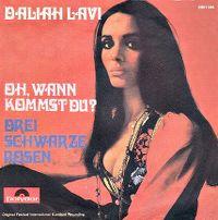 Cover Daliah Lavi - Oh, wann kommst du?