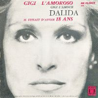 Cover Dalida - Gigi l'amoroso (Gigi l'amour)