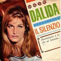 Cover Dalida - Il silenzio