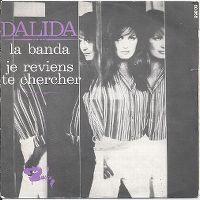 Cover Dalida - La banda