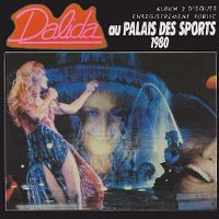 Cover Dalida - Palais des sports 1980
