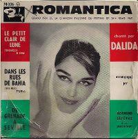 Cover Dalida - Romantica