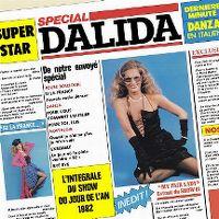 Cover Dalida - Special Dalida