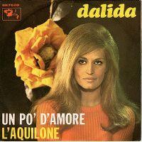 Cover Dalida - Un po' d'amore