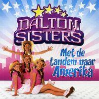 Cover Dalton Sisters - Met de tandem naar Amerika