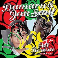 Cover Damaru & Jan Smit - Mi Rowsu (Tuintje in mijn hart)