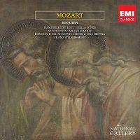Cover Dame Felicity Lott / Della Jones / Keith Lewis / Willard White / London Philharmonic Choir & Orchestra / Franz Welser-Möst - Mozart: Requiem
