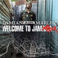 """Cover Damian """"Jr. Gong"""" Marley - Welcome To Jamrock"""