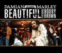 "Cover Damian ""Jr. Gong"" Marley feat. Bobby Brown - Beautiful"